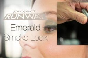 MK Project Runway Make up Look