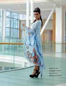ExcellStyle Mag Aug 2014 issue Ismir Pena Designer pg 29