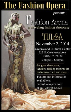Tulsa Fashion Arnea Show Nov 2 2014