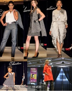 Elevation Fashion Show Oklahoma City